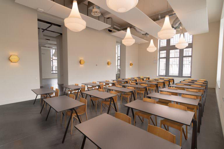 Reception Room - School