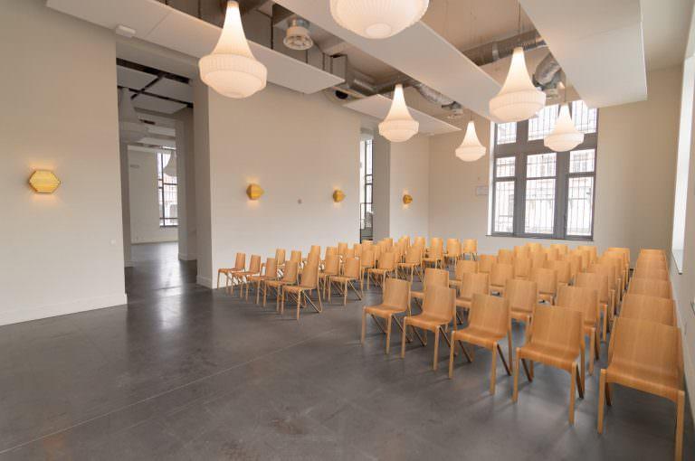 Reception Room - Theatre