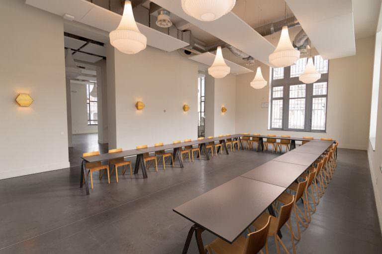 Reception Room - UShape