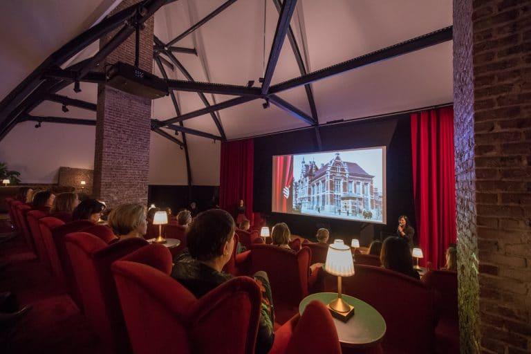 Cinema / Theatre / Bioscoop - The Attic - Tour & Taxis